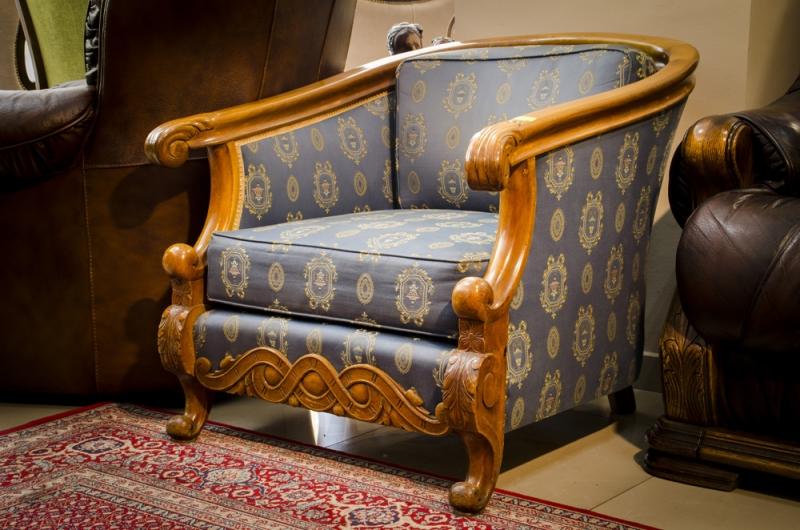 Кресло Луи XVI