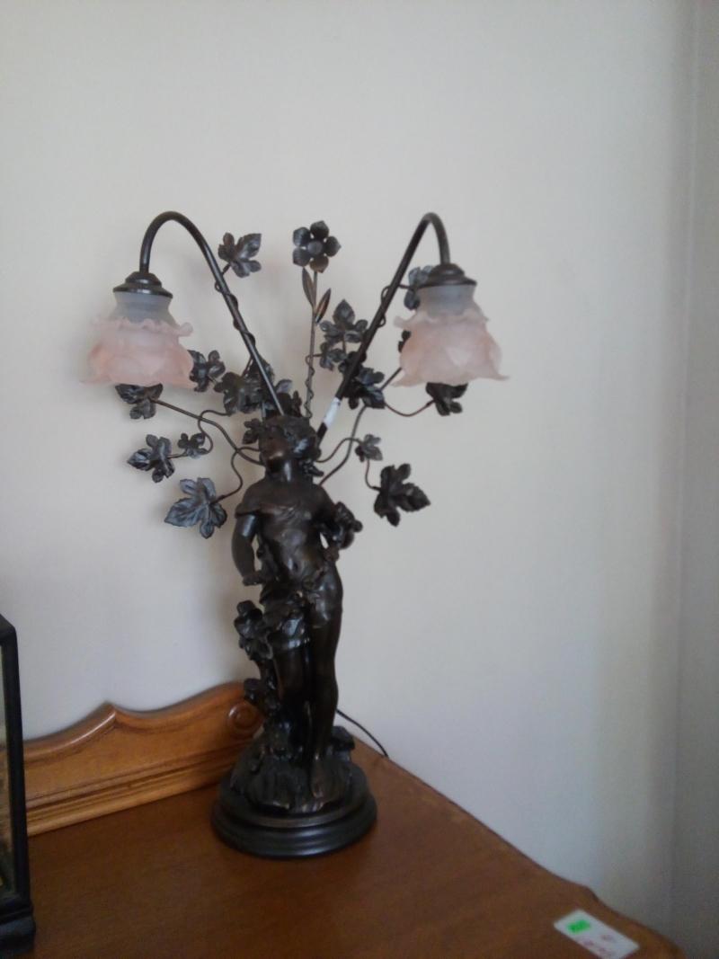 Настолна лампа 4